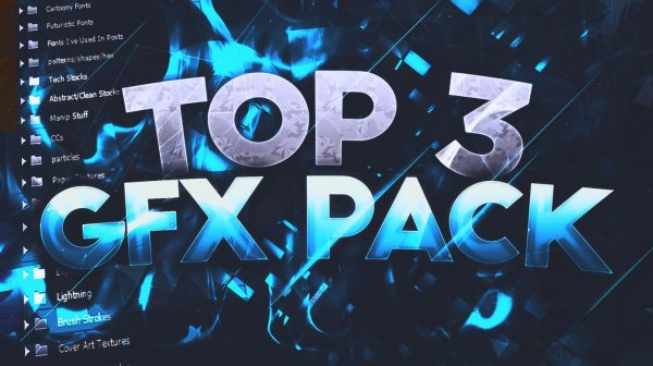 BEST 3 FREE GFX PACK PHOTOSHOP